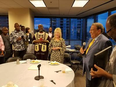 Ambassador Andrew Young: The Spirit of AABD